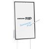 "Samsung Public Information Display 55"" WM55H Digital Flipchart for Business"