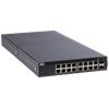 Dell Networking X1018P Smart Web Managed Switch, 16x 1GbE PoE and 2x 1GbE SFP po