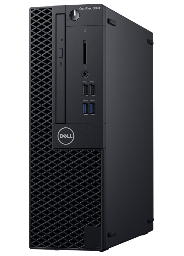 Dell OptiPlex 3060 SFF i3-8100/8GB/SSD256GB/Ubuntu