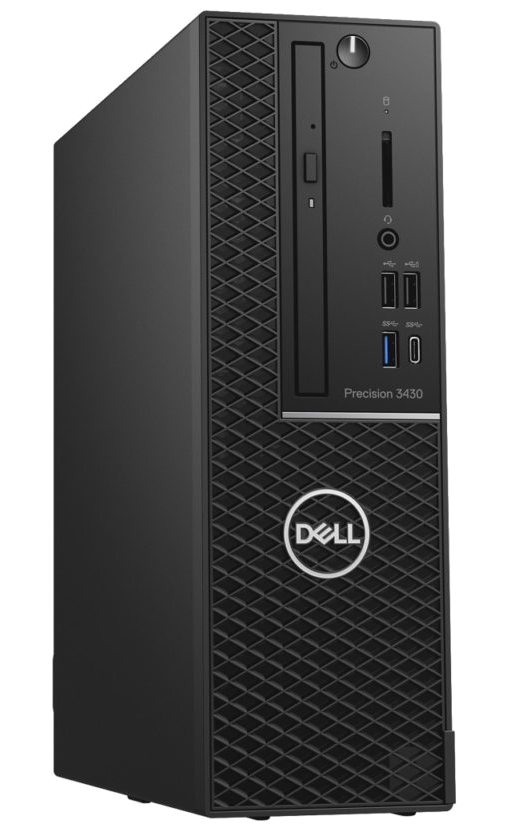 Dell Precision T3430 SFF i5-8500/8GB/1TB/200W/Win10Pro