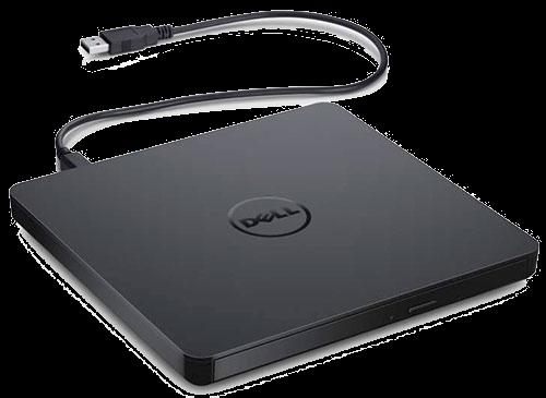 Dell DVD USB Drive-DW316  / 81RR7-1