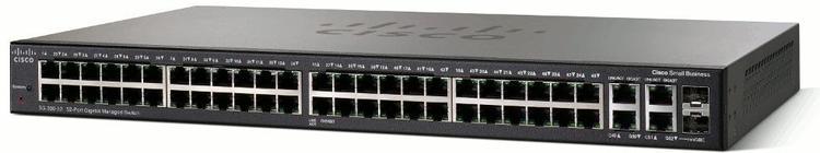 SG 300-52 52-port Gigabit Managed Switch