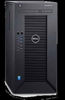 Dell PowerEdge T30 E3-1225v5/8GB-DDR4/1TB-SATA/DVDRW/3yNBD