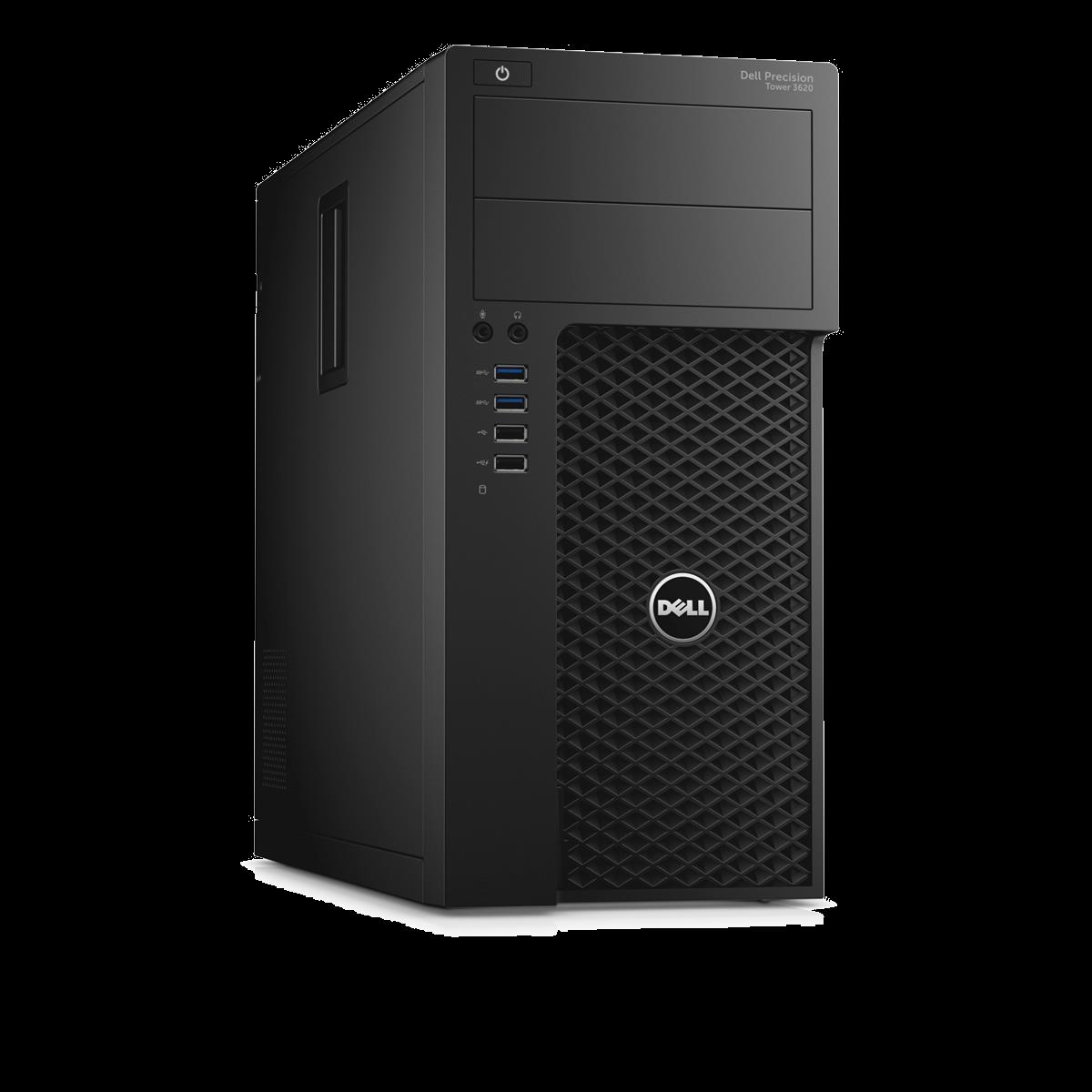 Dell Precision T3620 i7-7700/8GB/500GB/290W/Win10Pro