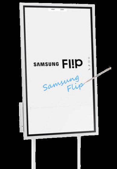 Samsung Public Information Display 55